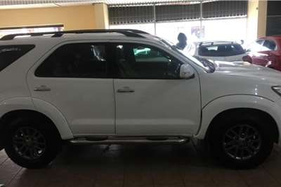 Used 2013 Toyota Fortuner 3.0D 4D 4x4 automatic