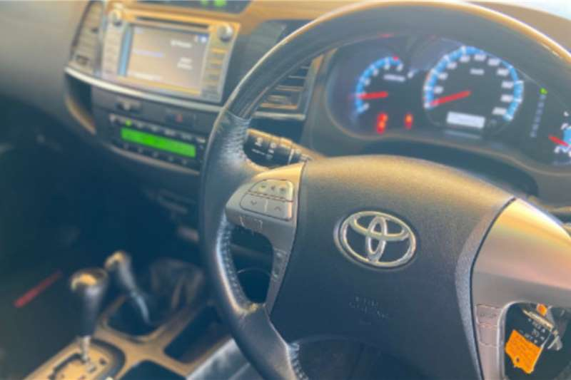 Used 2015 Toyota Fortuner 3.0D 4D 4x4 automatic