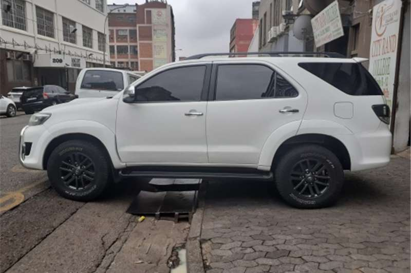 Used 2016 Toyota Fortuner 3.0D 4D 4x4 automatic