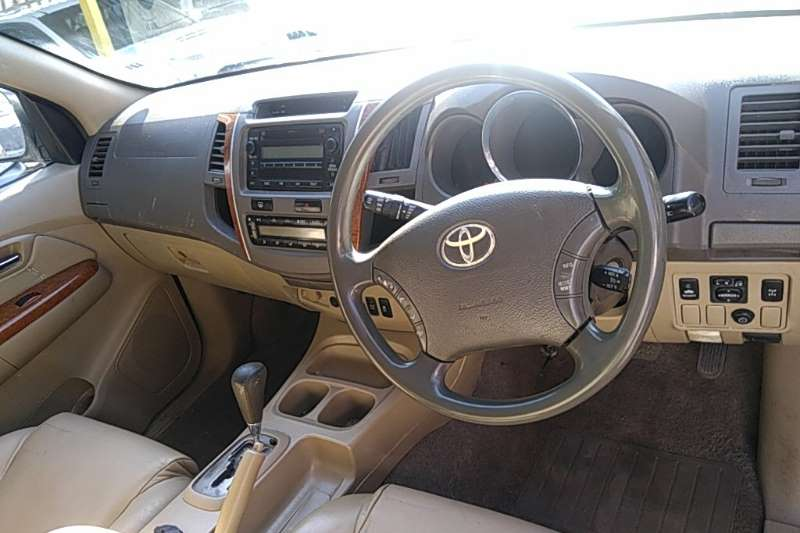 2012 Toyota Fortuner Fortuner 3.0D-4D 4x4 Heritage Edition
