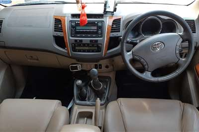 Used 2009 Toyota Fortuner 3.0D 4D 4x4 Limited