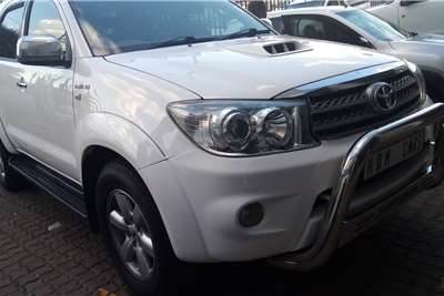 2011 Toyota Fortuner Fortuner 3.0D-4D 4x4 Limited auto