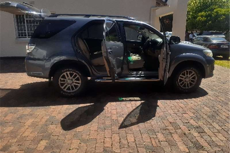 Used 2013 Toyota Fortuner