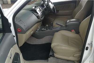 Used 2013 Toyota Fortuner 3.0D 4D 4x4 Ltd edition auto