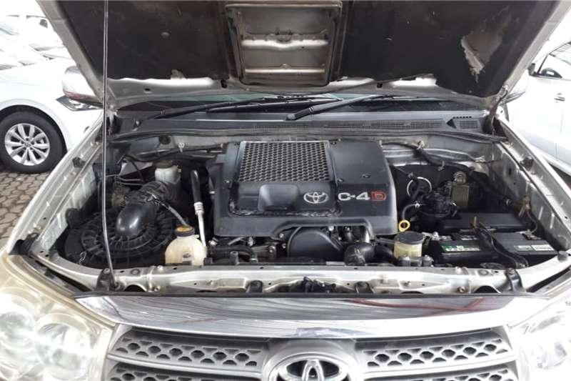 Toyota Fortuner 3.0D 4D auto 2009