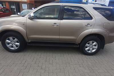 Used 2009 Toyota Fortuner 3.0D 4D auto