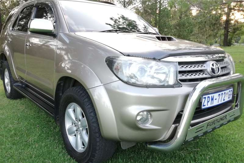 Toyota Fortuner 3.0D 4D auto 2010