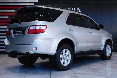 Toyota Fortuner 3.0D 4D auto 2011