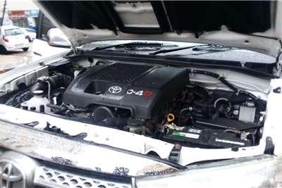 2011 Toyota Fortuner Fortuner 3.0D-4D auto