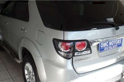 Used 2011 Toyota Fortuner 3.0D 4D auto