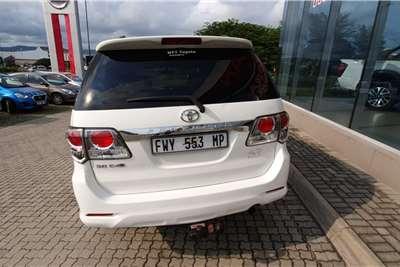 Toyota Fortuner 3.0D-4D auto 2012