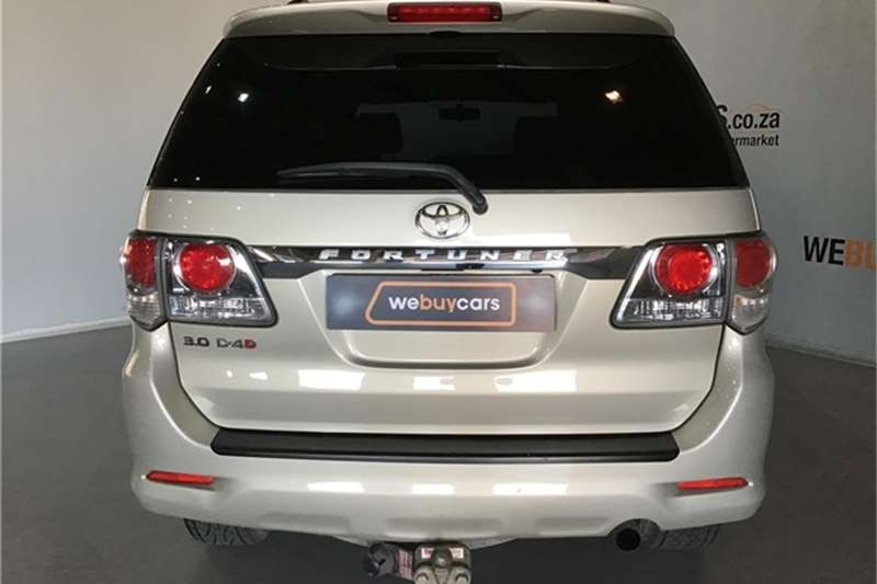 Webuycars Gauteng 3 0 Toyota Fortuners For Sale In Gauteng Auto Mart