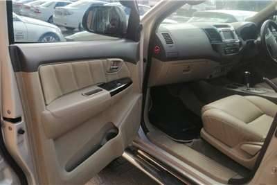 Used 2012 Toyota Fortuner 3.0D 4D auto