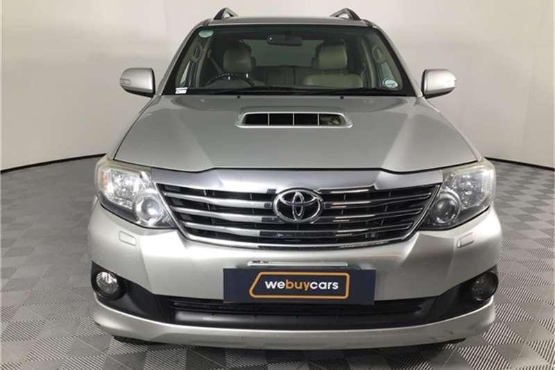 Toyota Fortuner 3.0D-4D auto 2013