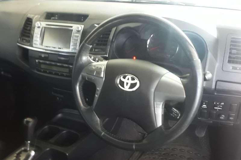 2013 Toyota Fortuner Fortuner 3.0D-4D auto
