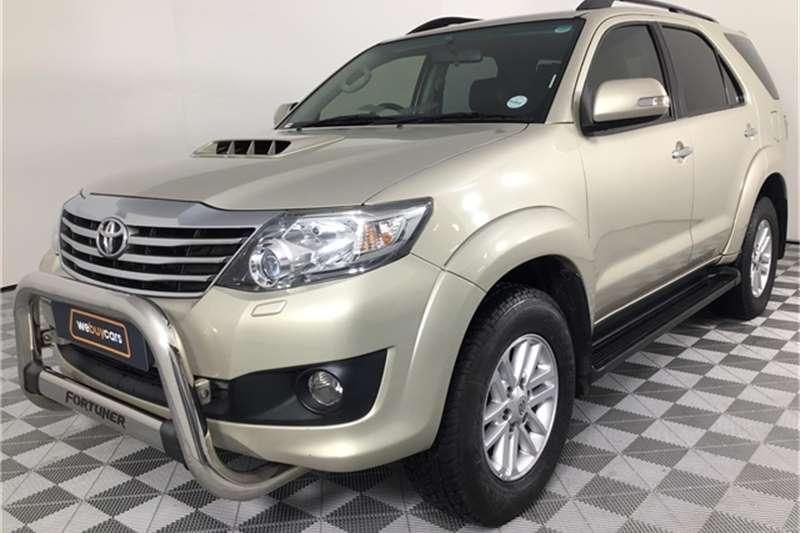 Toyota Fortuner 3.0D-4D auto 2014