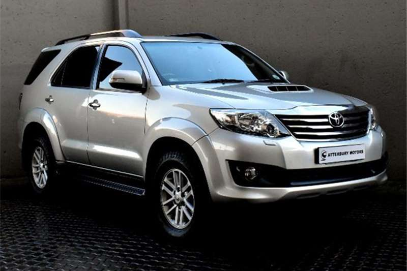 Used 2014 Toyota Fortuner 3.0D 4D auto