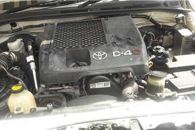 Toyota Fortuner 3.0D 4D auto 2015