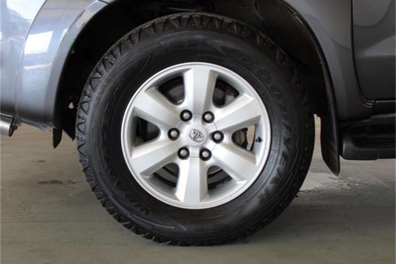 Toyota Fortuner 3.0D-4D automatic 2009