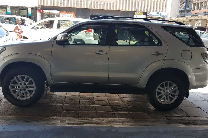 toyota fortuner 3 0d 4d automatic for sale in gauteng