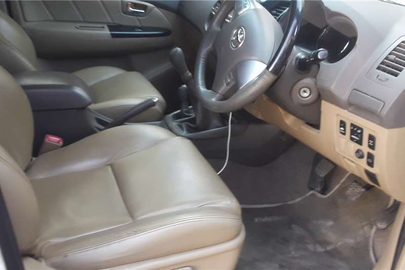 2013 Toyota Fortuner Fortuner 3.0D-4D automatic