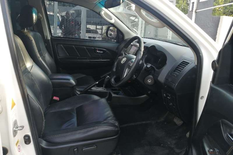 Used 2014 Toyota Fortuner 3.0D 4D automatic
