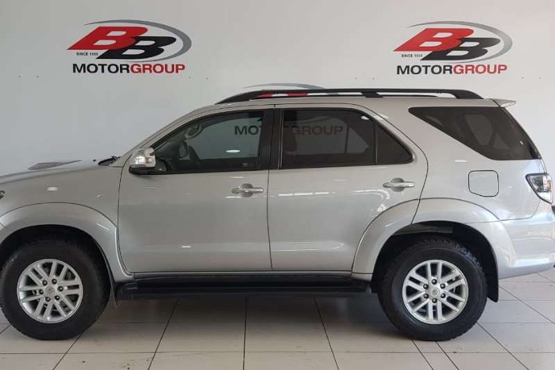 Toyota Fortuner 3.0D-4D automatic 2015