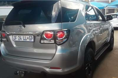 2015 Toyota Fortuner Fortuner 3.0D-4D automatic