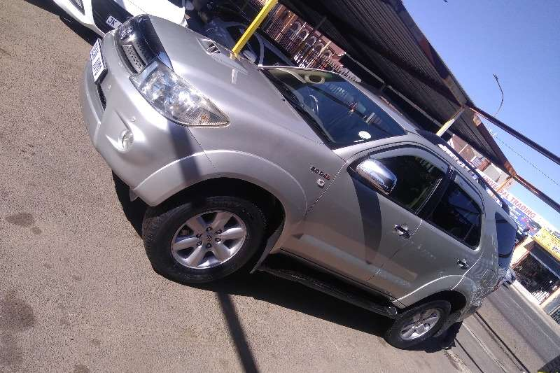 Used 2009 Toyota Fortuner 3.0D 4D Epic