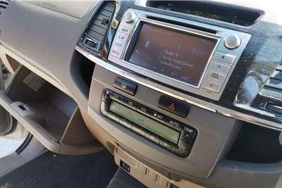 2011 Toyota Fortuner Fortuner 3.0D-4D Heritage Edition