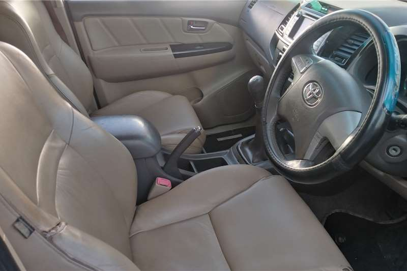 Used 2013 Toyota Fortuner 3.0D 4D Heritage Edition