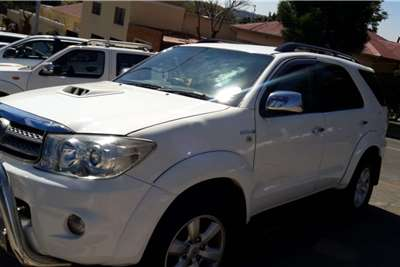 Used 2010 Toyota Fortuner 3.0D 4D Limited
