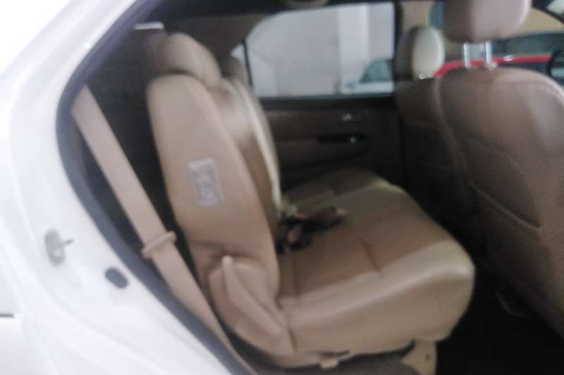 Used 2011 Toyota Fortuner 3.0D 4D Limited