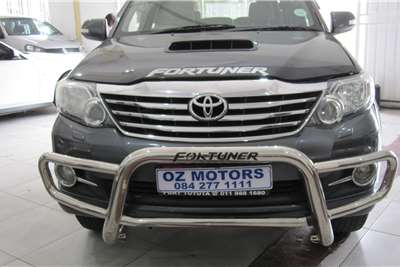 Toyota Fortuner 3.0D 4D Limited auto 2011