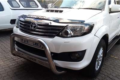 Used 2011 Toyota Fortuner 3.0D 4D Ltd edition