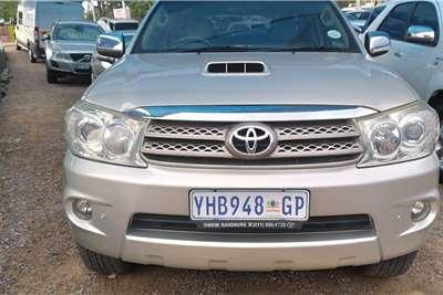 Toyota Fortuner 3.0D 4D Ltd edition auto 2009