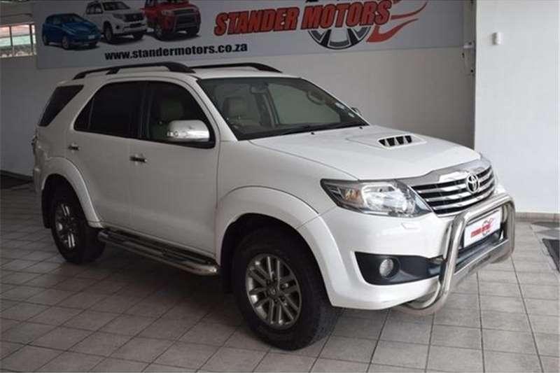 Toyota Fortuner 3.0D 4D Ltd edition Auto 2013