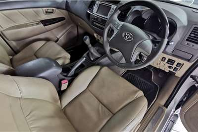 Toyota Fortuner 3.0D 4D (One owner) 2012