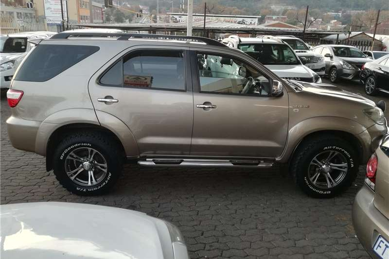 Used 2011 Toyota Fortuner