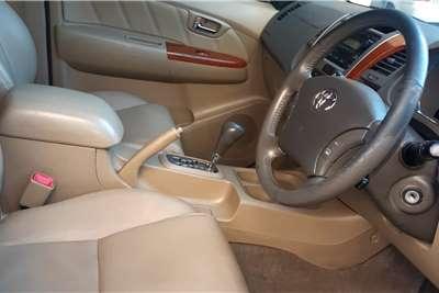 Used 2011 Toyota Fortuner 4.0 V6