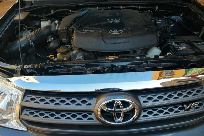 2011 Toyota Fortuner Fortuner 4.0 V6
