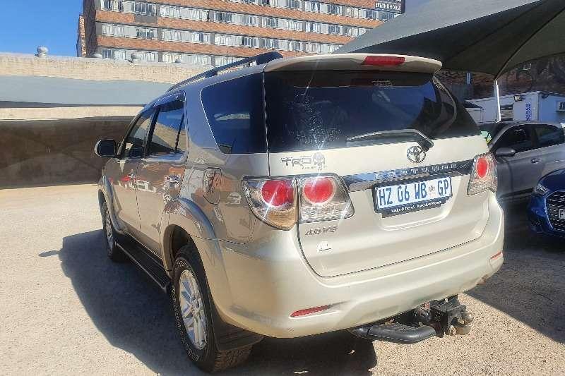 Used 2013 Toyota Fortuner 4.0 V6