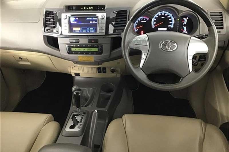 Toyota Fortuner 4.0 V6 4x4 2011