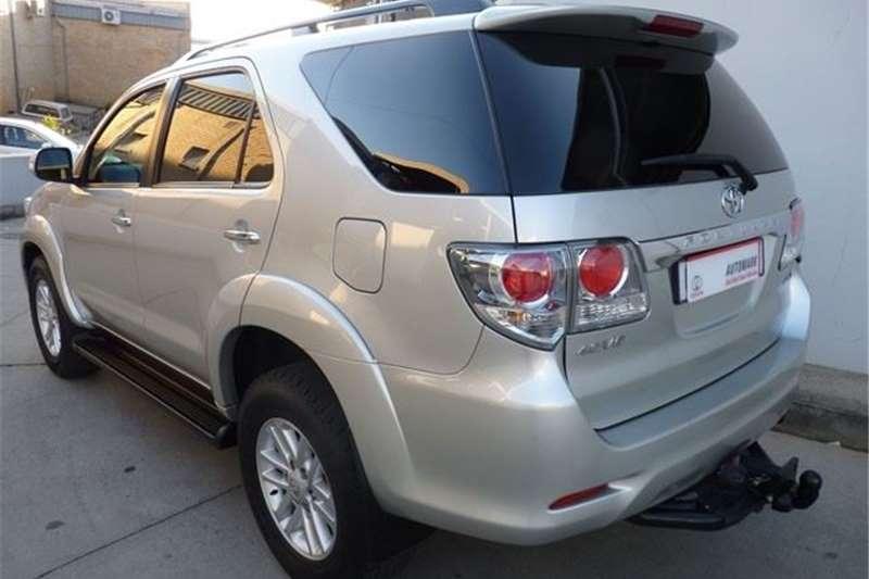 Toyota Fortuner 4.0 V6 4x4 2013