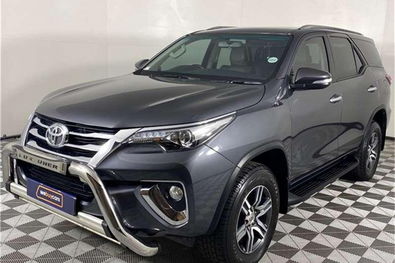 Used 2016 Toyota Fortuner 4.0 V6 4x4