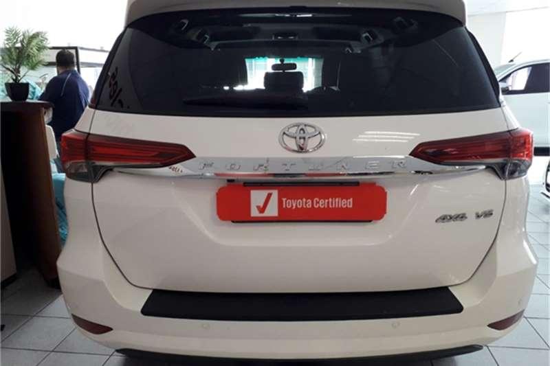 Toyota Fortuner 4.0 V6 4x4 2018