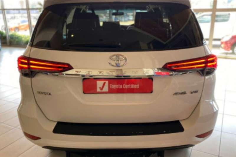 2016 Toyota Fortuner FORTUNER 4.0 V6 4X4 A/T