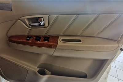 Used 2012 Toyota Fortuner 4.0 V6 Heritage Edition