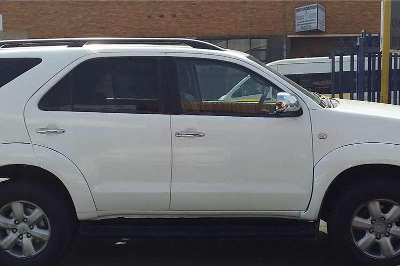 Toyota Fortuner 4.0 V6 Ltd edition 2011