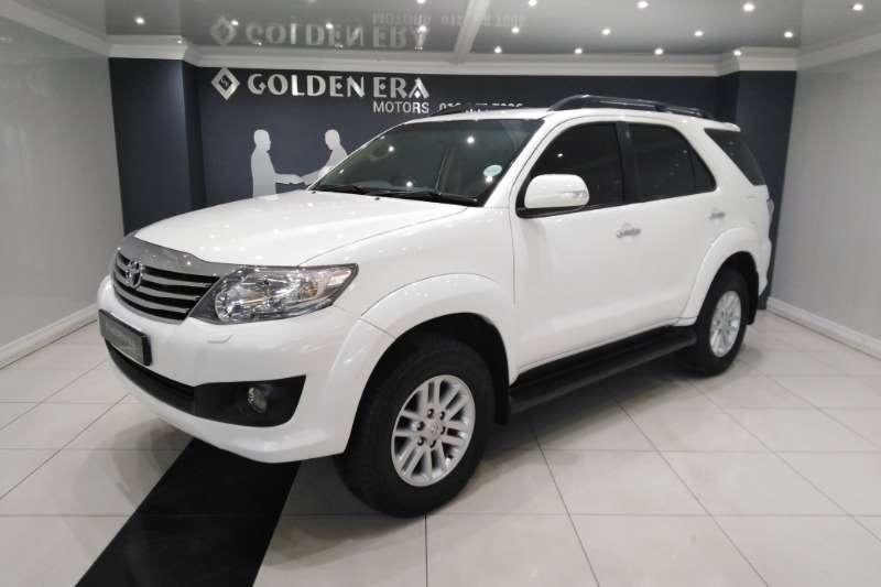 2013 Toyota Fortuner